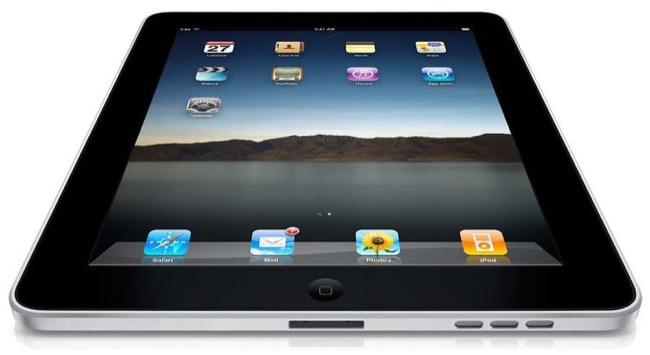 iPad全景