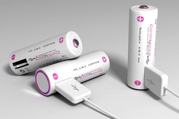 USB電池