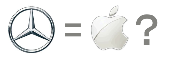 ベンツ=アップル