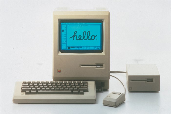 初代Mac