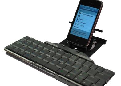 iPhone用キーボード