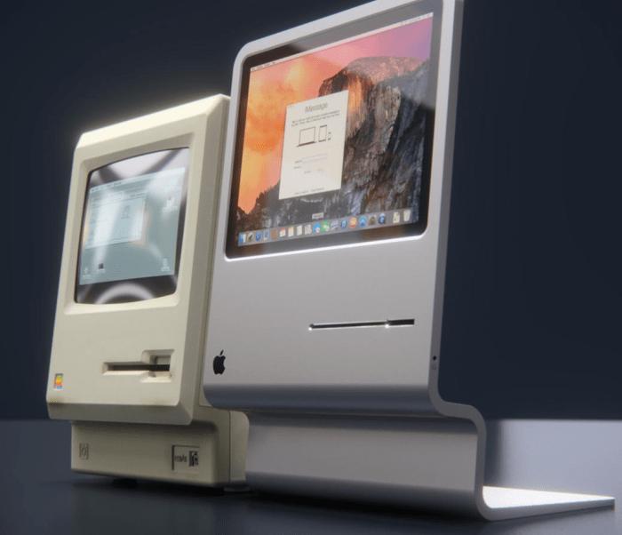 新型Mac SE