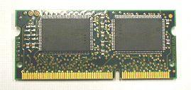 初代iMac VRAM増設方法 VRAMの形状