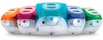 5色iMac