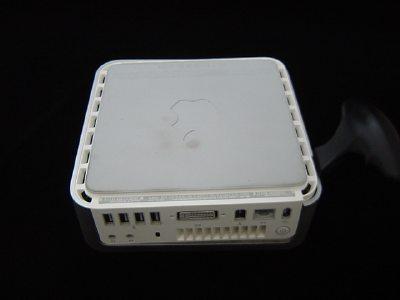 インテル Mac mini Core Duo/Core 2 Duoのばらし方2-1