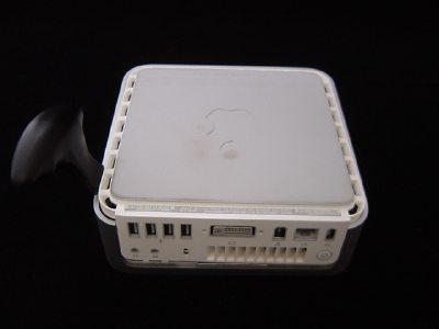 インテル Mac mini Core Duo/Core 2 Duoのばらし方4