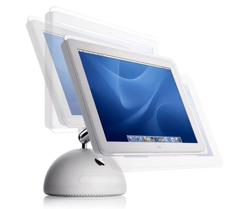 液晶iMac