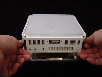 インテル Mac mini Core Duo/Core 2 Duoのばらし方5