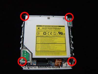 インテル Mac mini Core Duo/Core 2 Duoのばらし方6