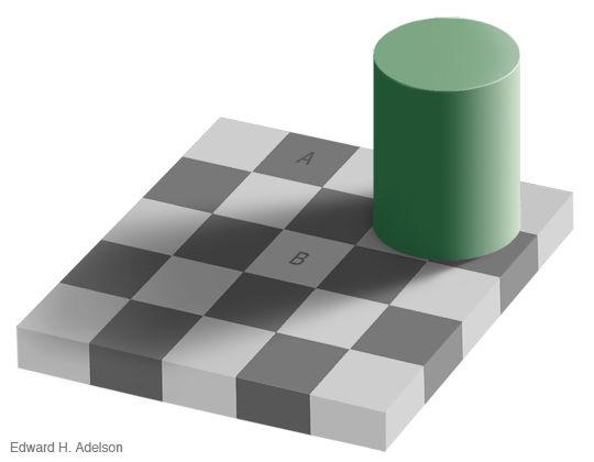 同じ色の絵