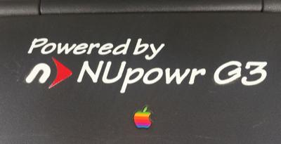 NUpowrステッカー
