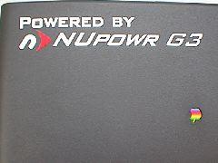 NUpowr ステッカー2