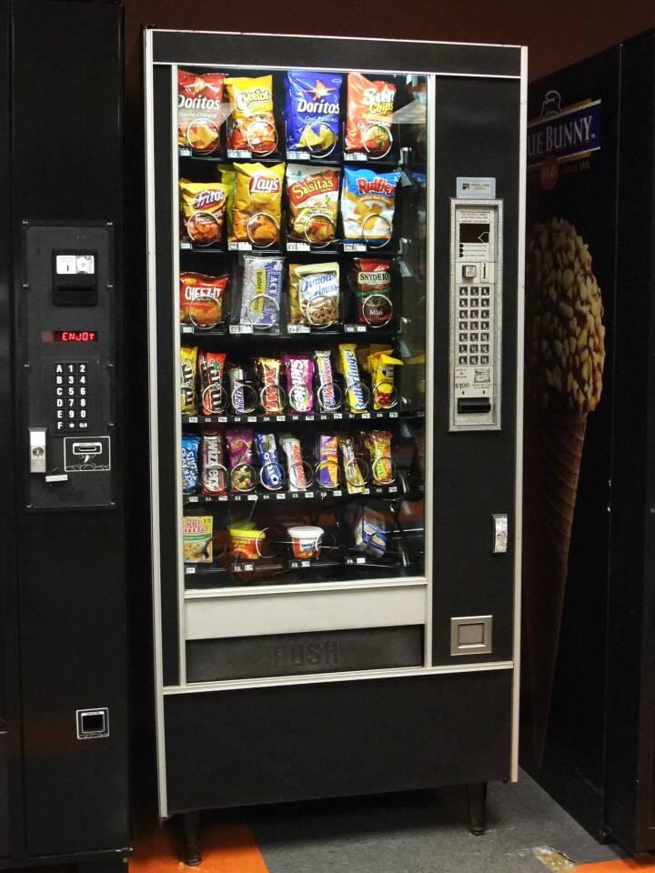 米国の自販機