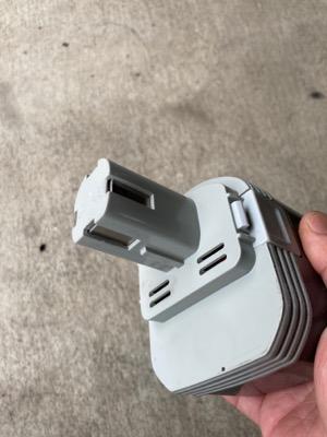 リョウビのバッテリー