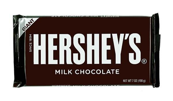 ハーシーズのチョコレート